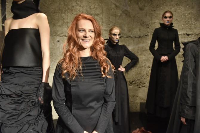 DJT9723 Modne vinjete na Belgrade Fashion Week u