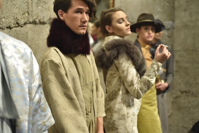 DJT9805 Modne vinjete na Belgrade Fashion Week u