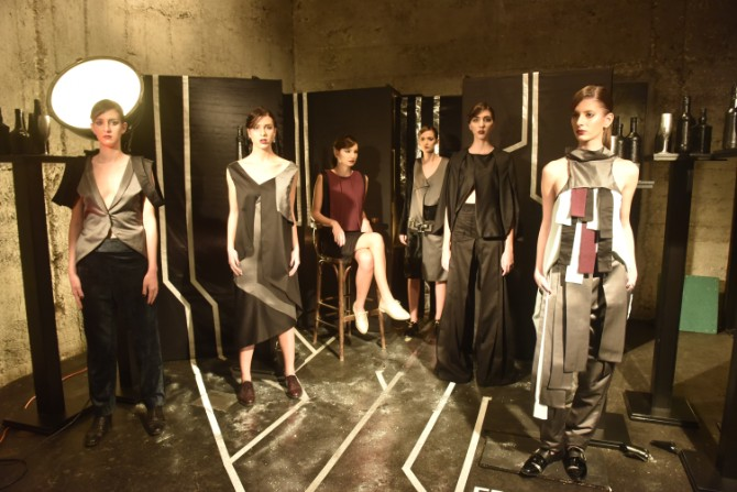 DJT9866 Modne vinjete na Belgrade Fashion Week u