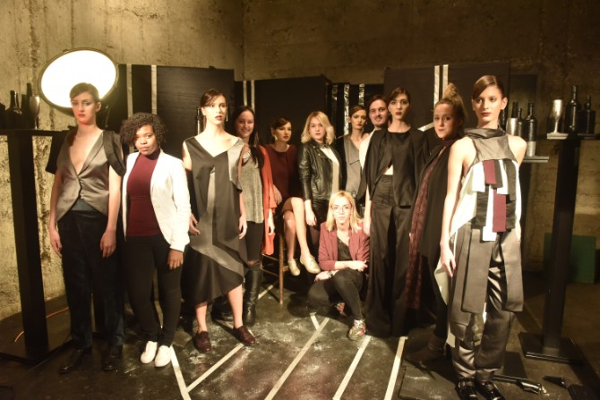 DJT9875 Modne vinjete na Belgrade Fashion Week u
