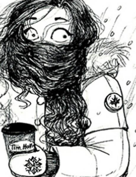 Imaš dugu kosu? Onda će te ove ilustracije nasmejati do suza!