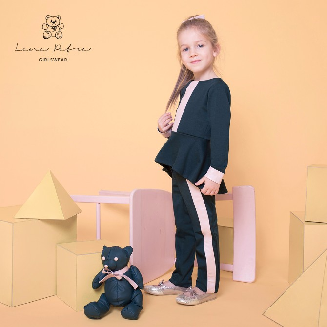 Lena Petra Girlswear3 Novi modni brend za male dame   Lena Petra Girlswear!