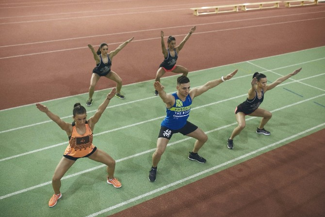 Les Mills X Challenge 2 Besplatni fitnes trening u novoj Atletskoj dvorani