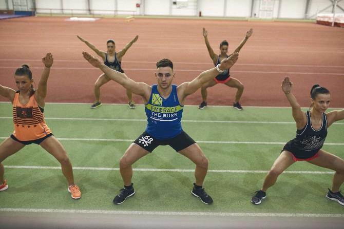 Les Mills X Challenge 3 Besplatni fitnes trening u novoj Atletskoj dvorani