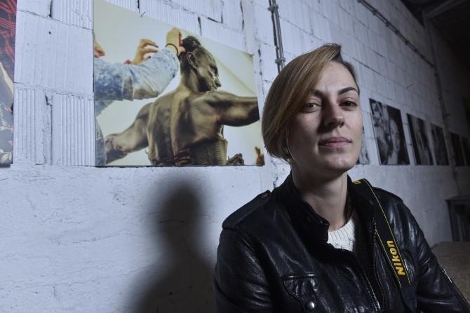 Marina Bugarcic 2 Veče nagrađenih autora na Beogradskoj nedelji mode