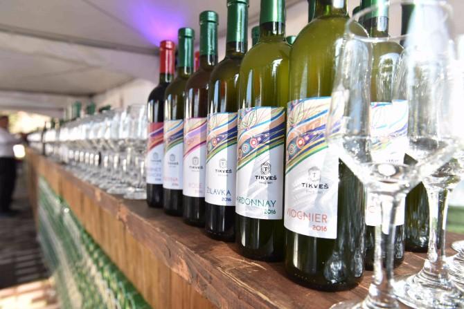 Mlado vino a Sedmi Festival mladog vina Tikveš vinarije u sunčanim Kavadarcima