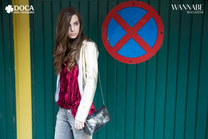 Modni predlog DOCA Glam Rock stil na tvoj način 3 Modni predlog DOCA: Glam Rock stil na tvoj način