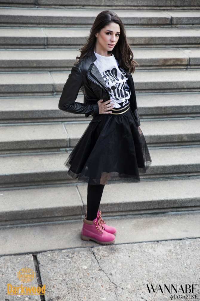 Modni predlog Darkwood Obuci se poput prave Rock princeze 4 Modni predlog Darkwood: Obuci se poput prave Rock princeze