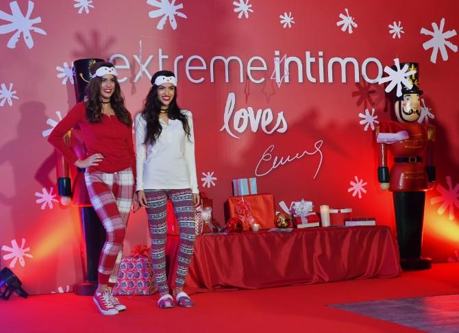 Revija Extreme Intimo Emina Jahović novo zaštitno lice brenda Extreme Intimo