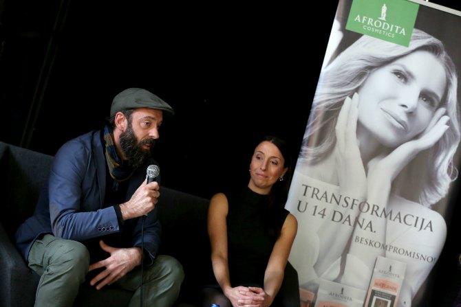 Smanjene Mixer konferencija Festival igre i Afrodita kozmetika 26 Ne propustite predstavu nove beogradske trupe mladih igrača Nacionalne fondacije za igru