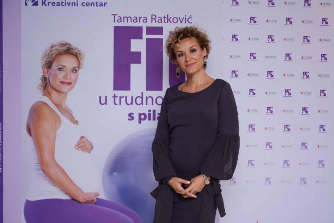 Tamara Ratković autorka knjige Fit u trunoći sa pilatesom Intervju: Tamara Ratković, autorka knjige Fit u trudnoći s pilatesom
