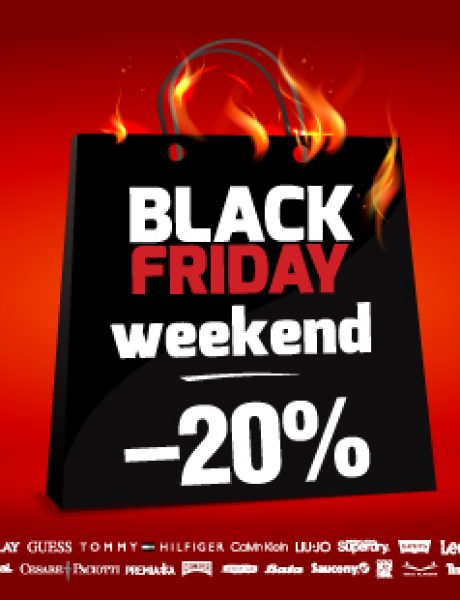 Black Friday weekend u Fashion Company-u