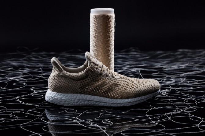 adidas Futurecraft Biofabric 1 adidas predstavlja prve na svetu patike od replike prirodne svile