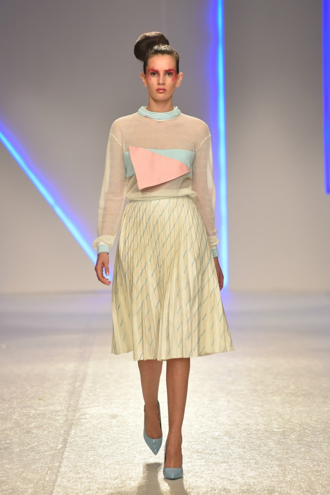 ana trosic 4 Belgrade Fashion Week: Veče autorske mode