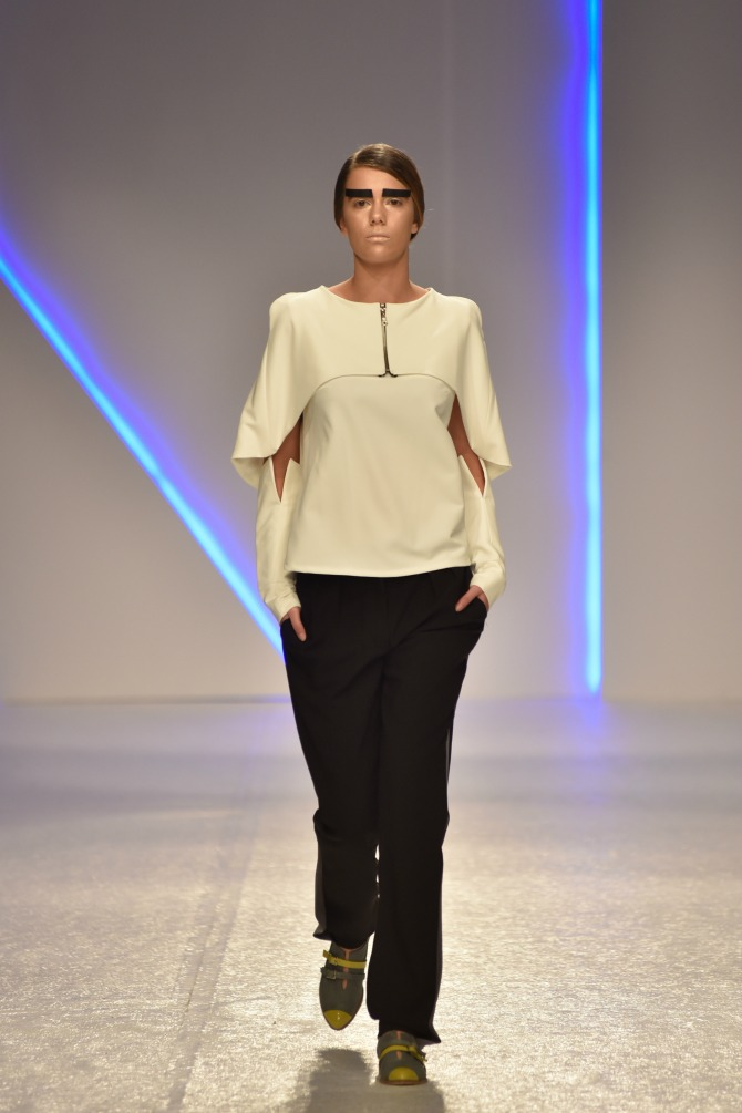 ana vasiljevic 4 Belgrade Fashion Week: Veče autorske mode