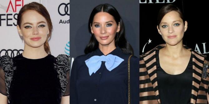 blue eye makeup Blue Eye Makeup je novi trend koji poznate dame obožavaju