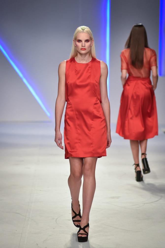 bojana jovanovic 1 Izuzetno treće veče 40. Belgrade Fashion Week a