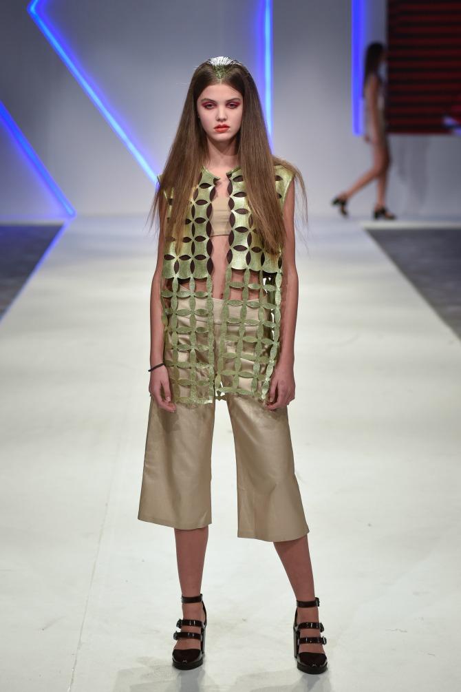 bojana jovanovic 3 Izuzetno treće veče 40. Belgrade Fashion Week a