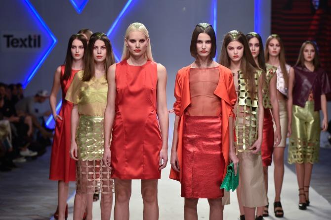 bojana jovanovic 4 Izuzetno treće veče 40. Belgrade Fashion Week a