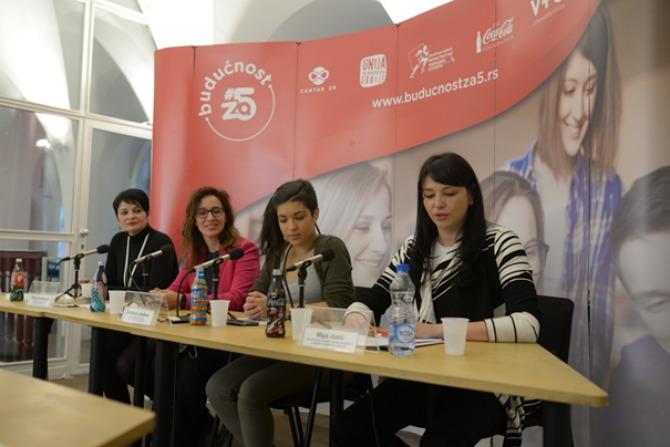 """buducnost za 25 1 Počinje veliki nacionalni projekat za mlade """"Budućnost #za5"""""""