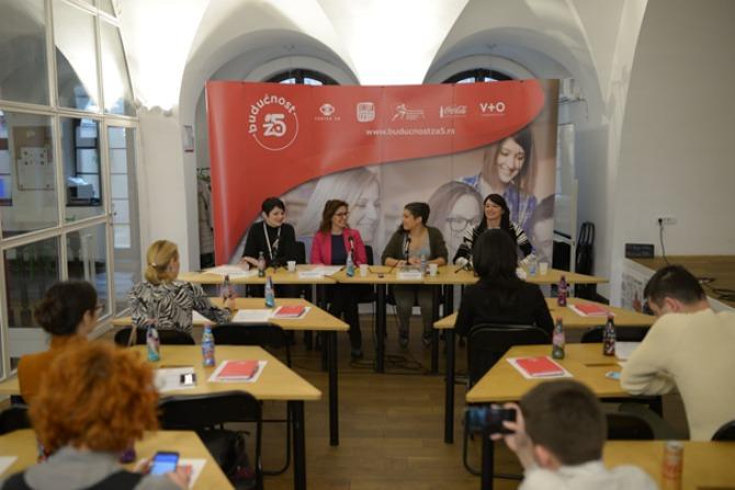 """buducnost za 25 2 Počinje veliki nacionalni projekat za mlade """"Budućnost #za5"""""""