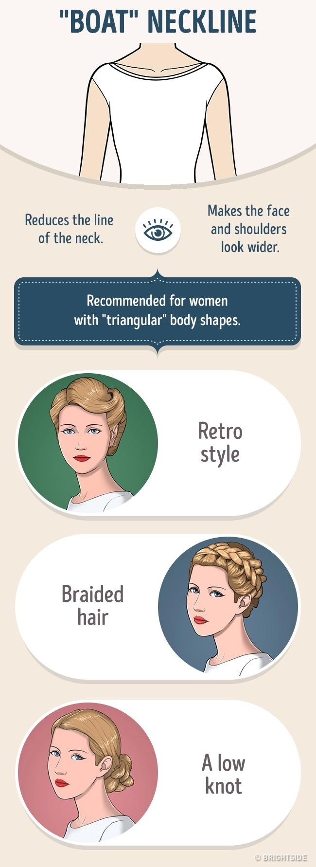 camac kragna Kako da izabereš savršenu frizuru prema obliku okovratnika na svojoj haljini?