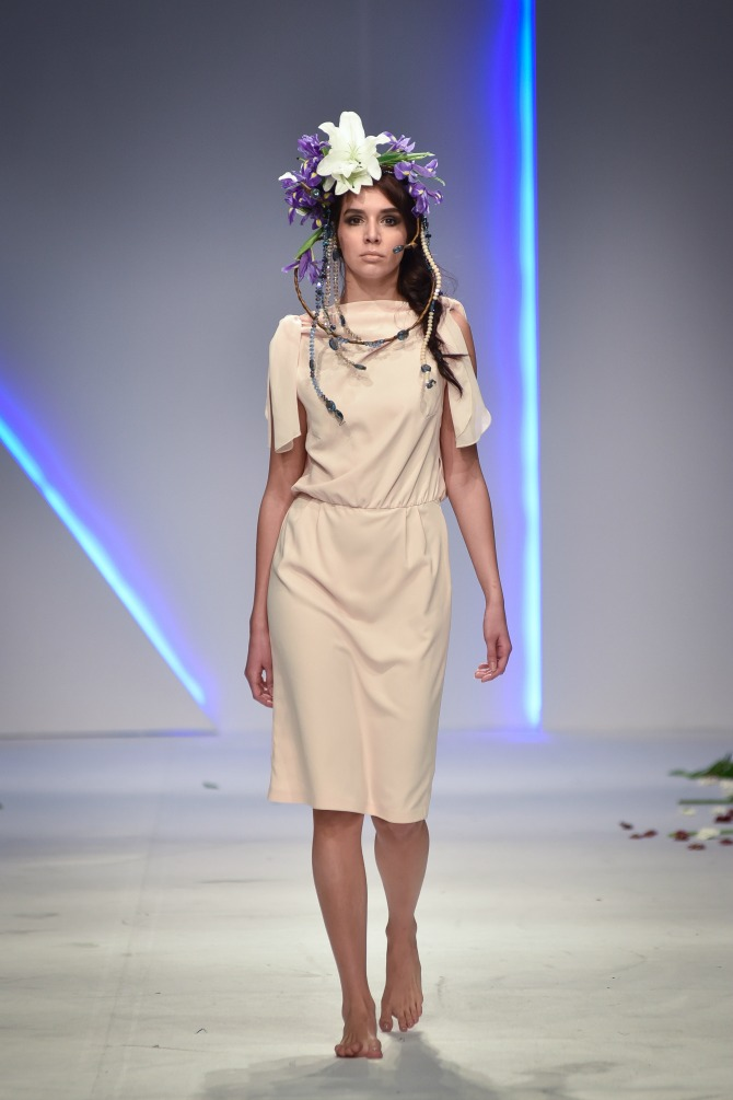 danica tonsic 4 Izuzetno treće veče 40. Belgrade Fashion Week a