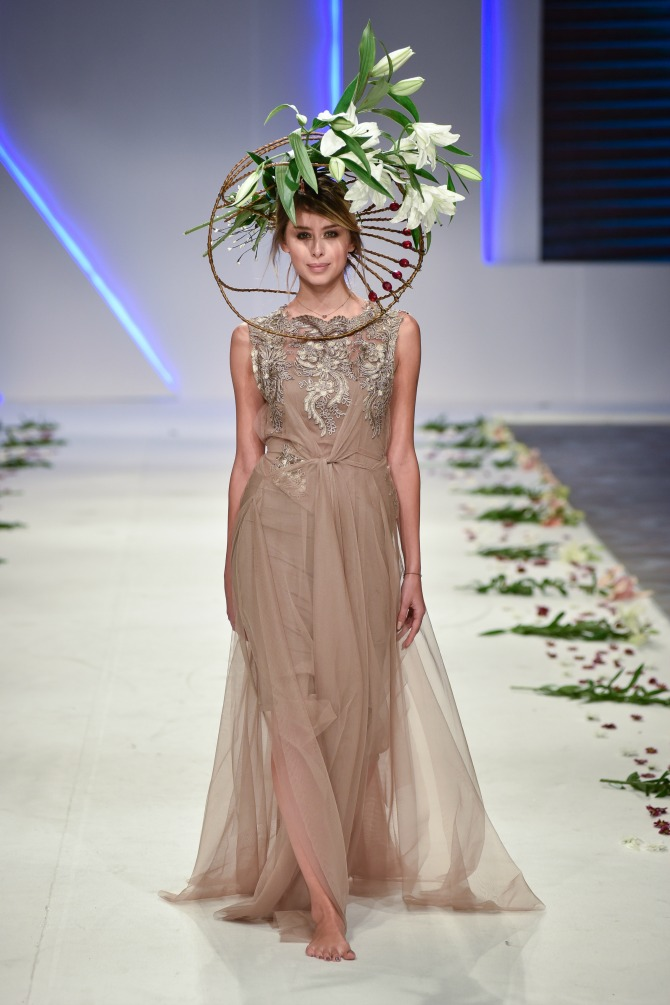 danica tonsic Izuzetno treće veče 40. Belgrade Fashion Week a