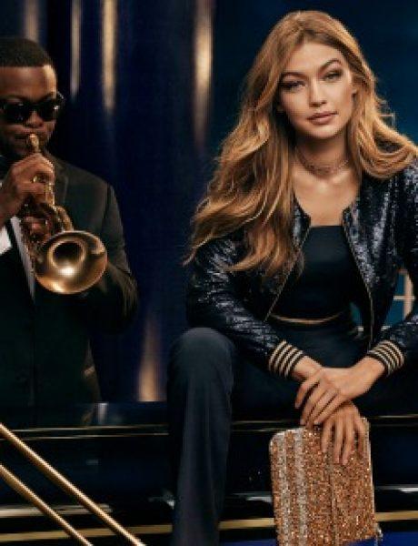Džidži Hadid u novogodišnjoj kampanji Tommy Hilfiger-a