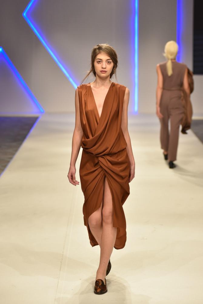 jelena stefanovic 2 Izuzetno treće veče 40. Belgrade Fashion Week a