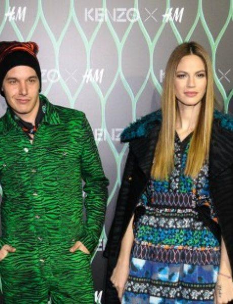 KENZO x H&M: Urbana džungla najzad u Srbiji