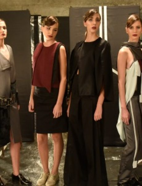 Modne vinjete na Belgrade Fashion Week-u