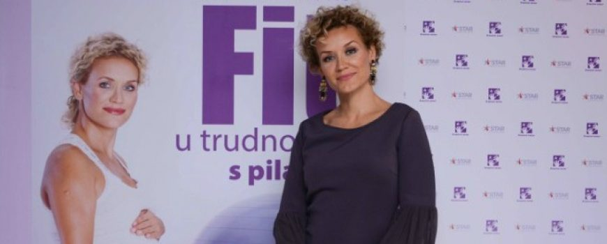 """Intervju: Tamara Ratković, autorka knjige """"Fit u trudnoći s pilatesom"""""""
