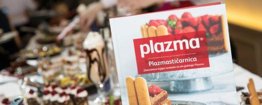 Plazma Plazmastičarnica — Jedinstvena knjiga recepata za sve ljubitelje Plazme