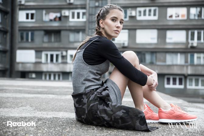 reebok 5 Modni predlog: Reebok Classic Leather u jarkoj boji za devojke koje vole da budu primećene