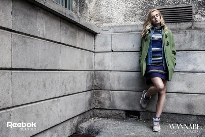 reebok modni predlog 3 Modni predlog: Reebok Classic Leather Mid Outdoor za tvoj savršeni zimski autfit