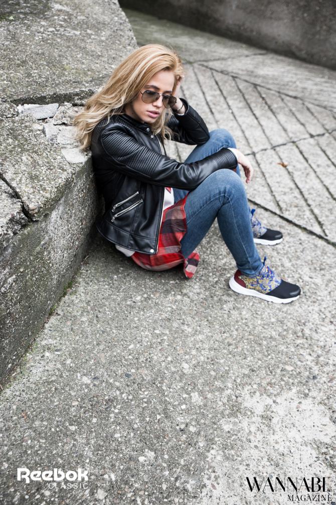 reebok modni predlog 5 Modni predlog: Reebok Classic Furylite za devojke sa stavom
