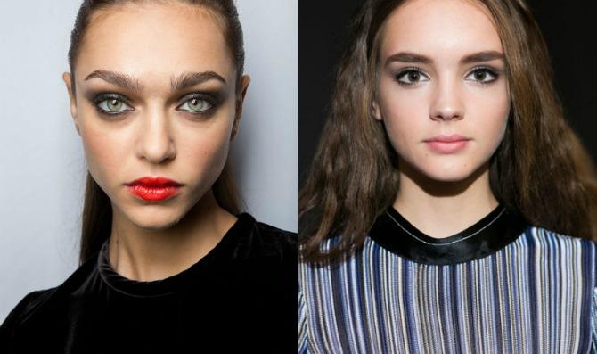 smokey Najbolji makeup trendovi za proleće 2017.