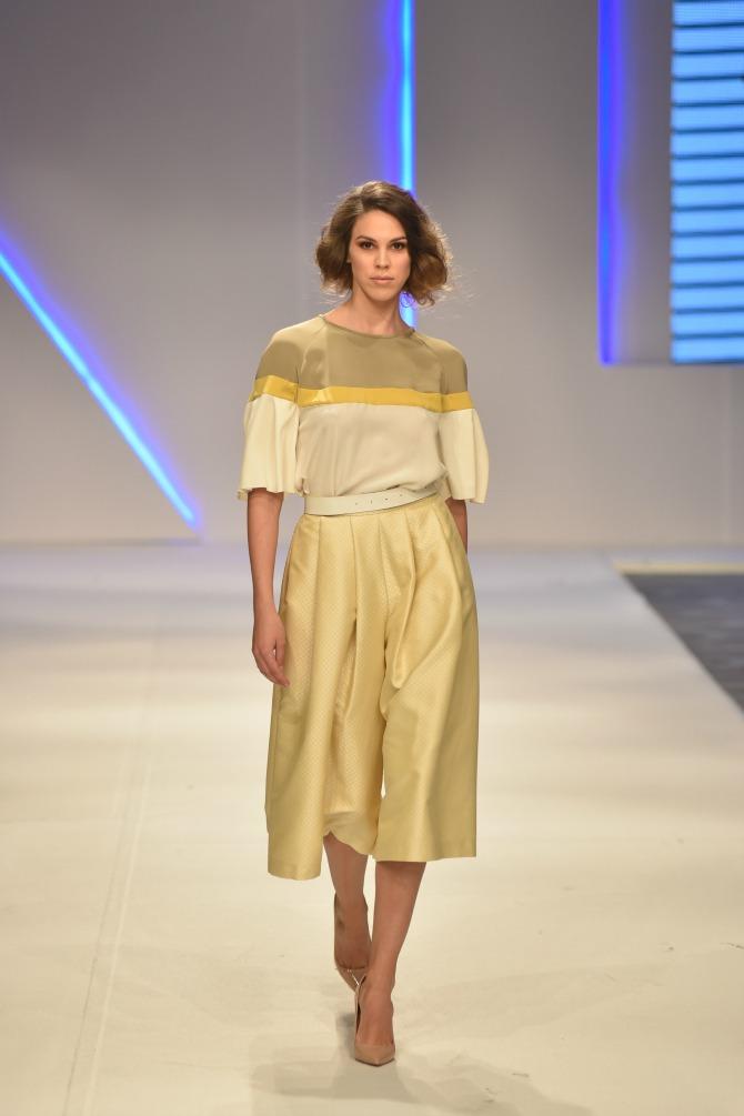 svetlana jacovic 2 Izuzetno treće veče 40. Belgrade Fashion Week a