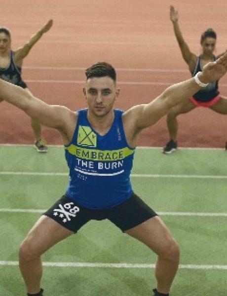 Besplatni fitnes trening u novoj Atletskoj dvorani