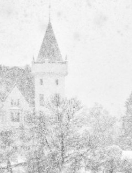 10 najlepših snežnih zamkova na svetu