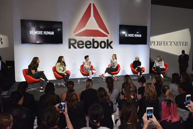 Gigi Hadid PerfectNever Panel 1 Reebok i Gigi Hadid priredili #perfectnever revoluciju