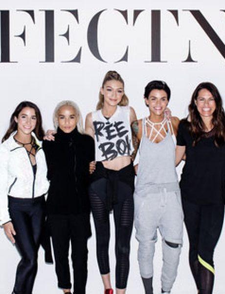 Reebok i Gigi Hadid priredili #perfectnever revoluciju