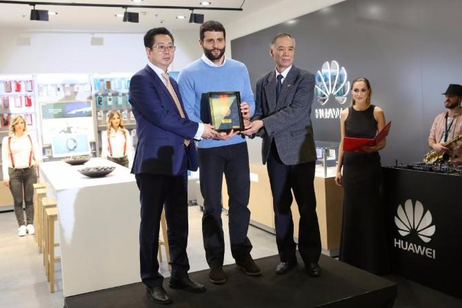 Jack Wei Aleksandar Sapic Li Manchang Zavirite u futurističku Huawei oazu