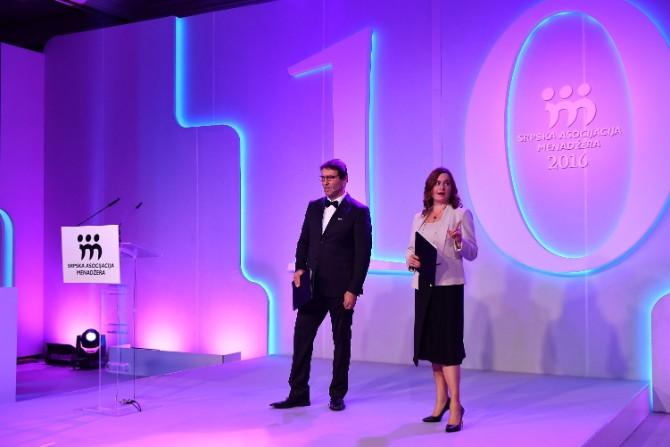 Jovan Memedovic i Ivana Zaric SAM godišnje nagrade dodeljene peti put za redom