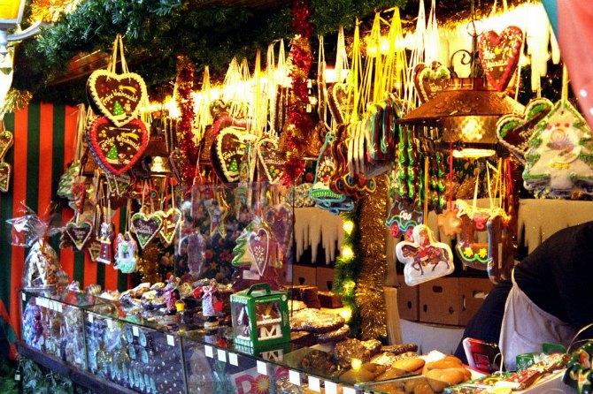 Kristkindlmarkt Šta ne smeš propustiti ako praznike provodiš u Nemačkoj?