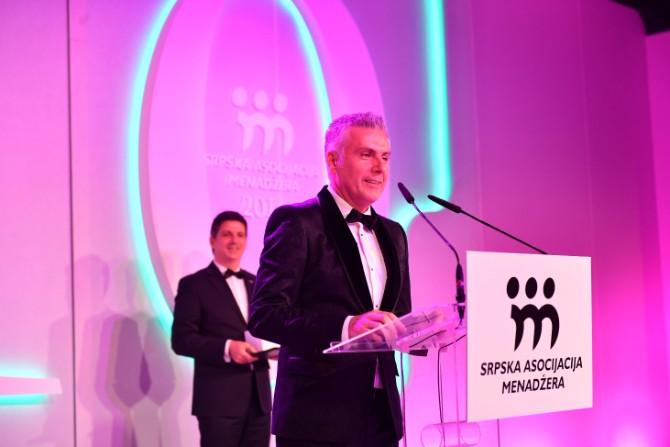 Misa Lukic CEO Publicis One SAM godišnje nagrade dodeljene peti put za redom