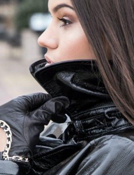Modni predlog Fashion Park Outlet Centar Inđija: All Black kombinacija za glamurozan izgled