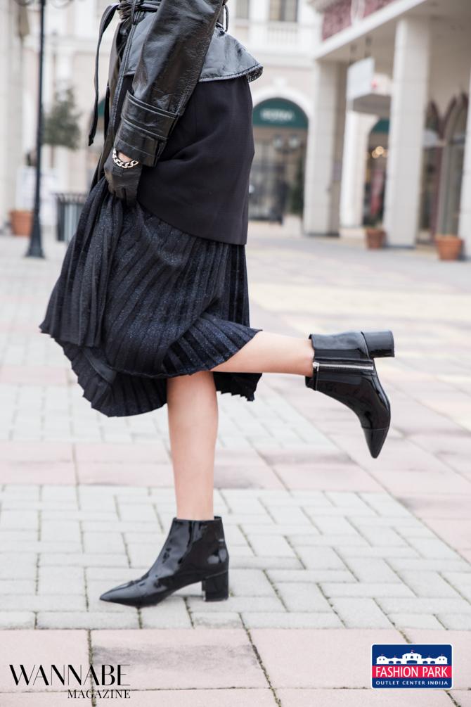 Modni predlog Fashion Park Outlet Centar Inđija All Black kombinacija za glamurozan izgled 4 Modni predlog Fashion Park Outlet Centar Inđija: All Black kombinacija za glamurozan izgled