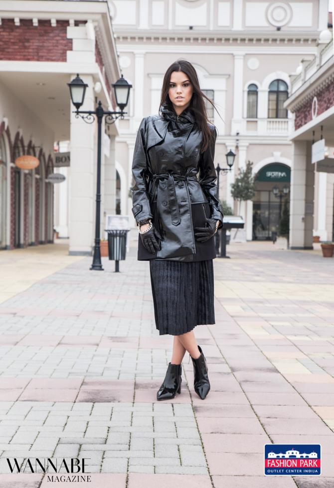 Modni predlog Fashion Park Outlet Centar Inđija All Black kombinacija za glamurozan izgled Modni predlog Fashion Park Outlet Centar Inđija: All Black kombinacija za glamurozan izgled